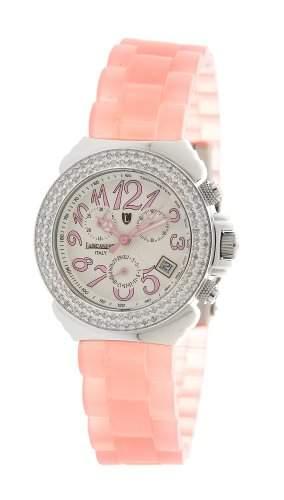 Lancaster Damen Armbanduhr Rosa OLA0226ISSLRORO