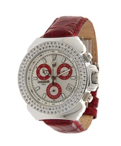 Lancaster Damen Armbanduhr Rot OLA0226SR-RS
