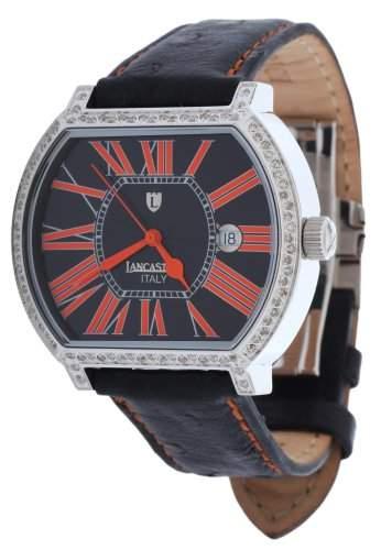 Lancaster Damen Armbanduhr Schwarz OLA0279NRAR-NRAR