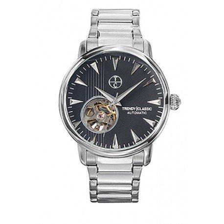 Trendy Classic Automatic cm 1021 02 Automatikuhr Armband Edelstahl Silber