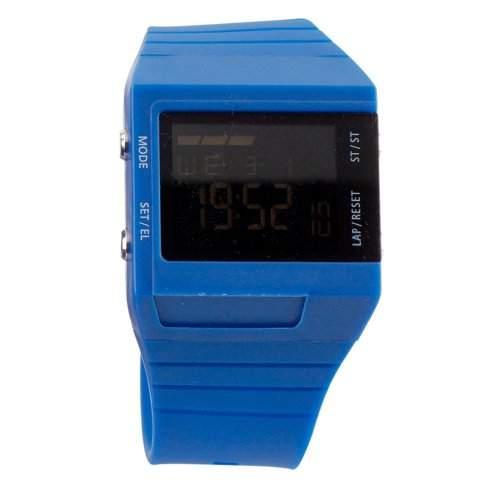 Eton Herren-Armbanduhr Digital Quarz Blau 2818J-BL