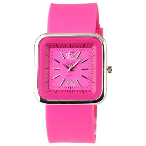 Eton Damen-Armbanduhr Analog Silikon Rosa 2897-5