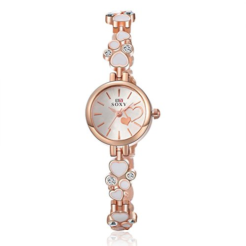 Ouneed Uhren Armband Armbanduhr Deman Maedchen Geschenk 2016 Weiss