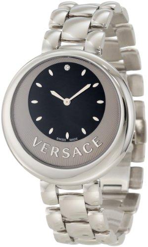 Versace Damen 87Q99D009 S099 perpetuelle Sunray Zifferblatt