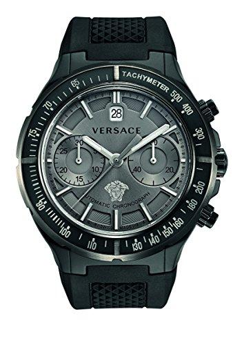 Versace DV One fuer Maenner Armbanduhr Chronograph Automatisch 26CCS7D455 S009