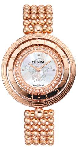 Versace Damen Armbanduhr Analog Quarz 80Q81SD497 S080