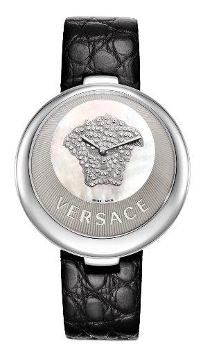 Versace Damen Armbanduhr Perpetuelle Analog Quarz 87Q99SD497 S009