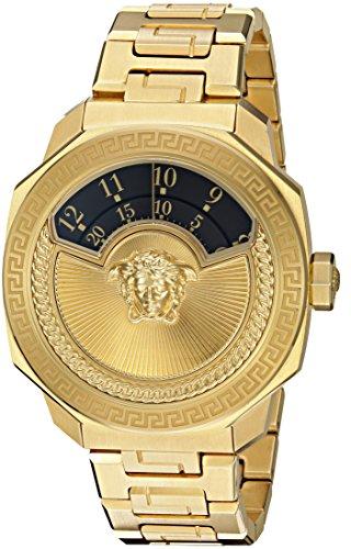 Versace Damenuhr Dylos Automatic Ltd Ed PVQH02 P0015 PNUL