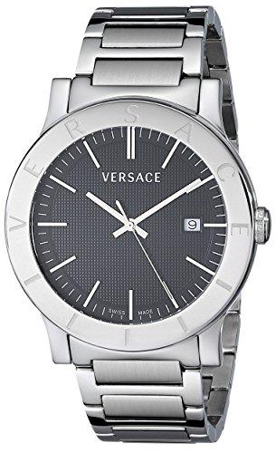 Versace Herren vqb060000 Acron Edelstahl Armbanduhr