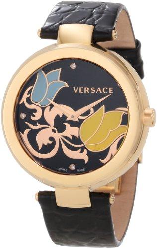 Versace Damen i9q80sd9tu S009 Mystique Rose Gold goldionenplattiertem Edelstahl Chronograph