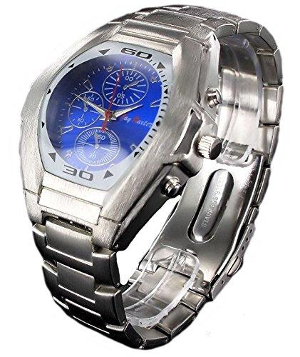 Neu modische Jay Baxter Armbanduhr analoge Gliederband Quartz