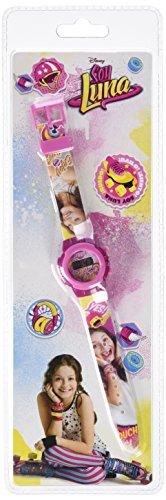 Disney Soy Luna Armbanduhr Digital Uhr WD18004