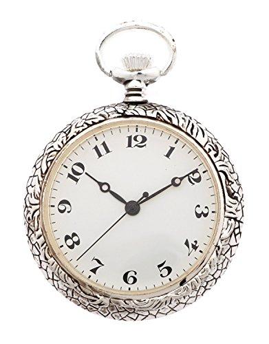 Herren Taschenuhr Silber AP OTA 038