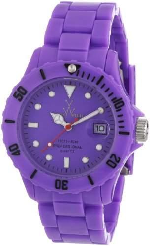 ToyWatch Unisex-Armbanduhr Analog verschiedene Materialien FL07VL
