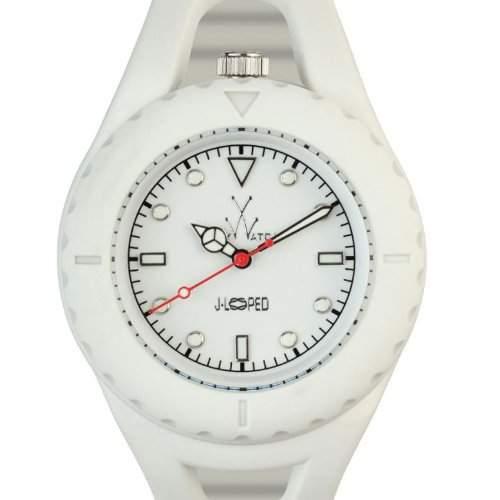 ToyWatch Unisex-Armbanduhr Analog Silikon JL01WH