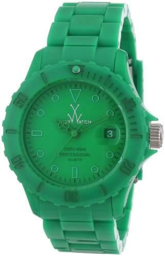 ToyWatch Unisex-Armbanduhr Analog verschiedene Materialien MO05GR