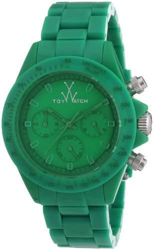 ToyWatch Unisex-Armbanduhr Chronograph verschiedene Materialien MO11GR