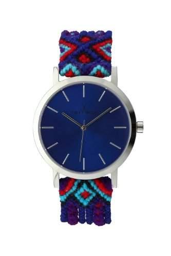 ToyWatch-MYW10SL Damen-Armbanduhr Alyce Quarz analog Armband, Violett