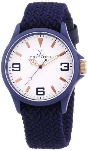 ToyWatch Damen-Armbanduhr Analog Quarz Nylon ST01DB