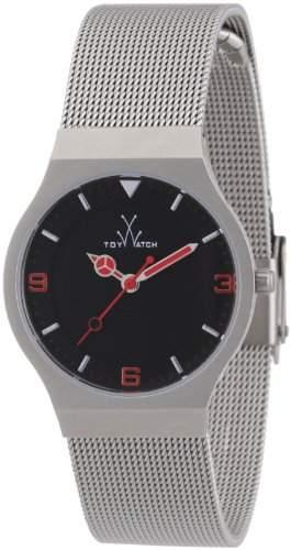 ToyWatch Unisex-Armbanduhr Analog Edelstahl MH07SL