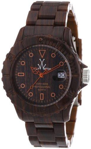 ToyWatch Unisex Armbanduhr Analog verschiedene Materialien FLE01WD