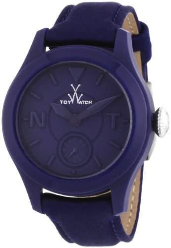 ToyWatch Unisex-Armbanduhr Analog Leder TTF02BL