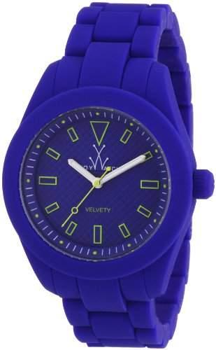 ToyWatch Unisex-Armbanduhr Analog verschiedene Materialien VV09BL