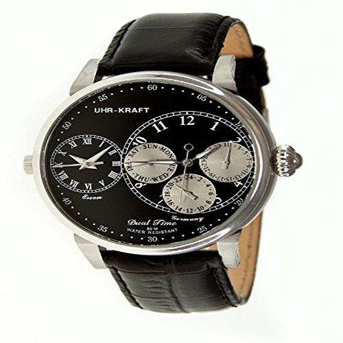27003 2 Dualtimer Mens Watch