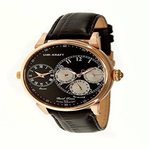 27003 2rg Dualtimer Mens Watch