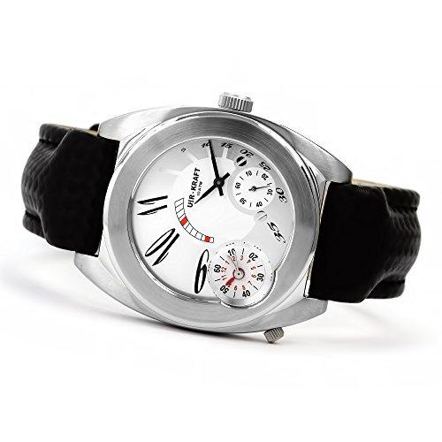 Uhr Kraft zwei Zeitanzeigen Ref 17345 5