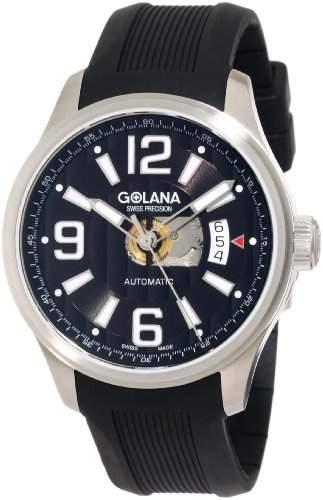 Golana Swiss Herren AD300-3 Advanced Pro 300 Uhr aus Edelstahl