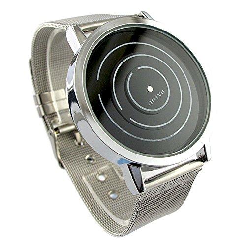 youyoupifa schwarz Zifferblatt Remasuri Fashion Armbanduhr