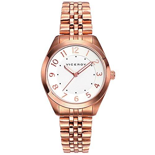 Armbanduhr VICEROY UHR Stahl SRA Armband VICEROY 432226 95