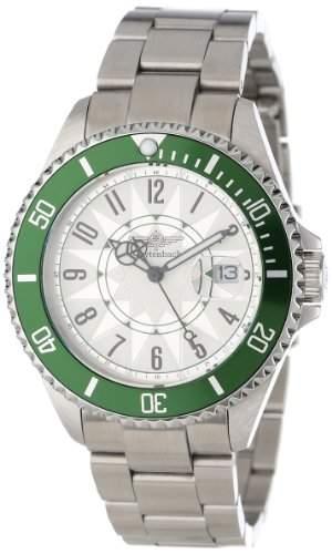 Breytenbach Unisex-Armbanduhr Metall Analog Quarz Edelstahl BB2810Gr