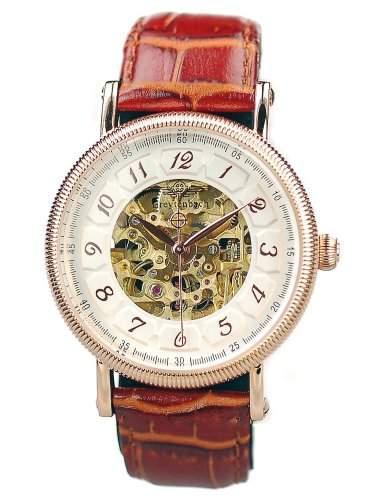 Breytenbach Herren-Armbanduhr BB3320W-RG 33204