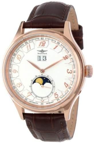 Breytenbach Herren-Armbanduhr BB44152WW-RG 44152