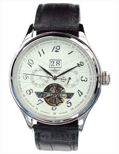 Breytenbach Herren-Armbanduhr BB44453W-SS 44453