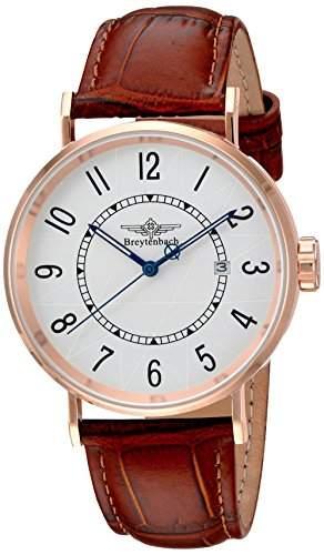Breytenbach Herren-Armbanduhr BB6610W-RG