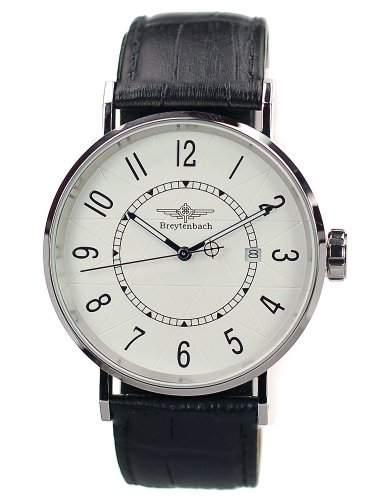 Breytenbach Herren-Armbanduhr BB6610W-SS