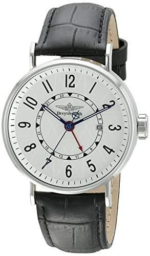 Breytenbach Herren-Armbanduhr BB6620W-SS