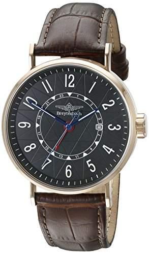 Breytenbach Herren-Armbanduhr BB6640W-SS