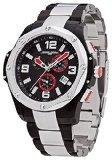Joerg Gray JG9100 13 Herren Schweizer Chronograph Datumsanzeige Saphirglas Edelstahl Armband