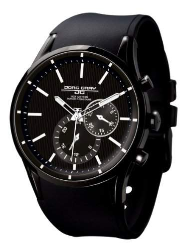 Jorg Gray Herren-Armbanduhr Analog Quarz JG5100-31