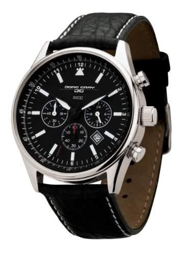 Jorg Gray Herren-Armbanduhr Chronograph Quarz JG6500NC