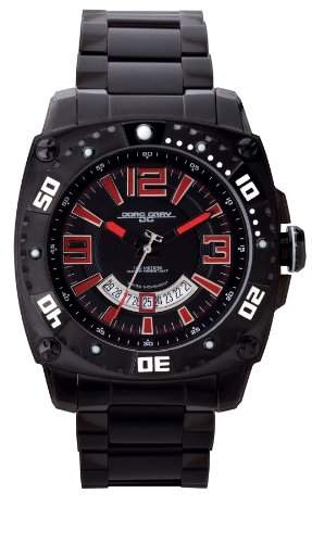 Jorg Gray Herren-Armbanduhr Analog Quarz JG9800-24