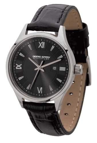 Jorg Gray Damen-Armbanduhr XS Analog Quarz Leder JGS2581