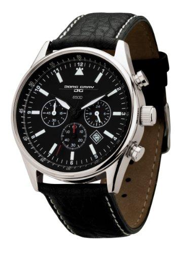 Jorg Gray Chronograph Quarz JG6500NC
