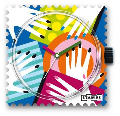 White Hands STAMPS Uhr