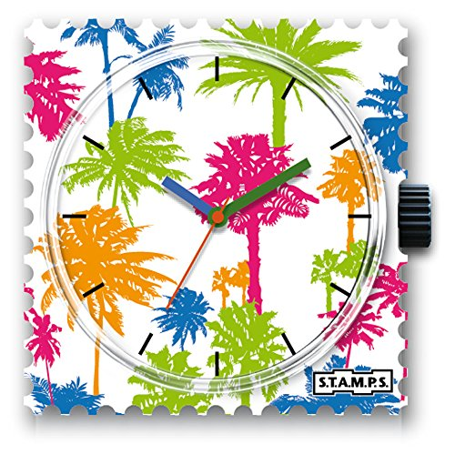 S T A M P S Uhr Miami Vice 1411021