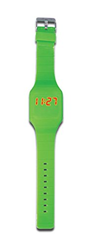 DCI On Time LED Watch Green